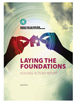 Laying the foundations - housing actions report